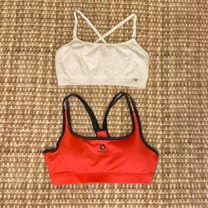 🛍 CHAMPION GREENLAYER sports bra bundle